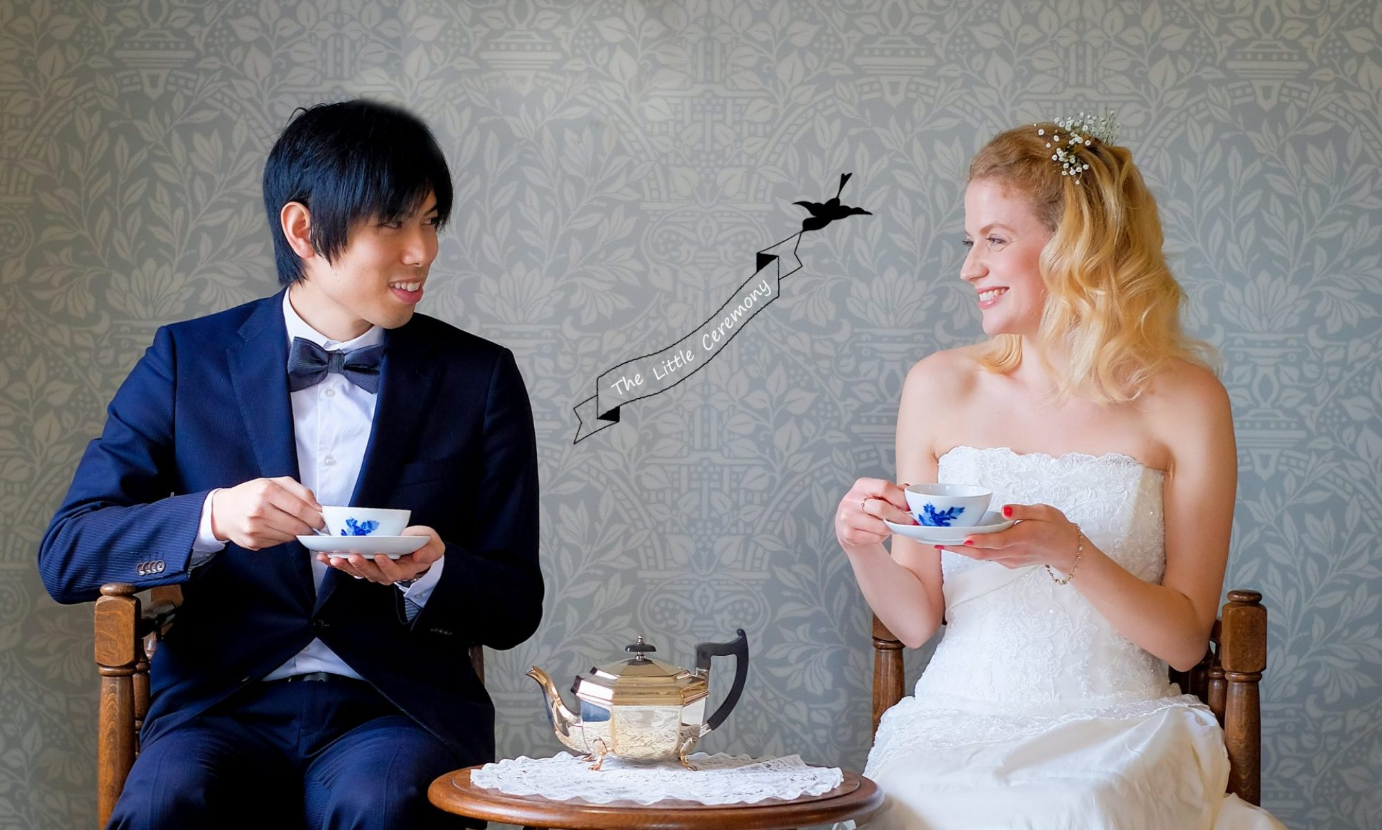 the little ceremony|ささやかなセレモニー